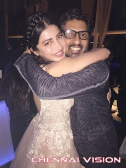 Tamil Actress Shruti Haasan Birthday Photos