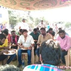 Marudhu Tamil Movie Final Day Shoot Photos