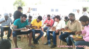 Marudhu Tamil Movie Final Day Shoot Photos by Chennaivision