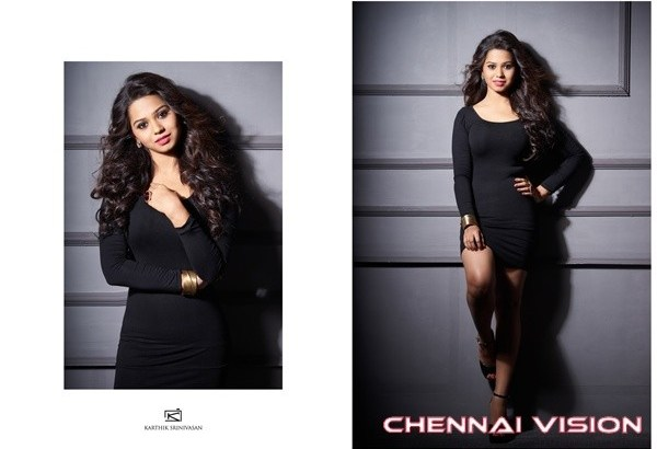 Tamil Actress Aishwarya Photos by Chennaivision