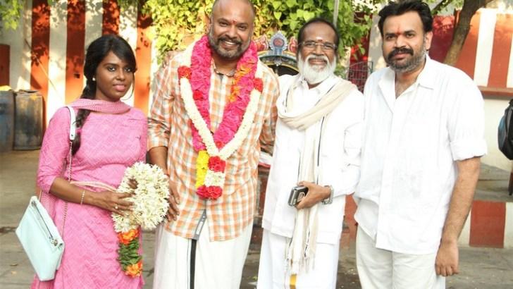 Chennai 600028 II: Second Innings Tamil Movie Pooja Photos