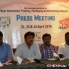 Next Generation Printing & Packaging Press Meet Photos