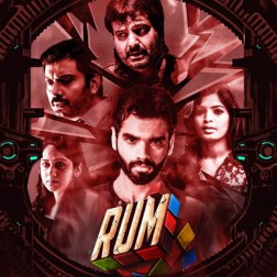 Rum Tamil Movie Poster by Chennaivision