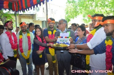 Sei Tamil Movie Pooja Photos by Chennaivision