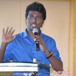 Theri Tamil Movie Press Meet Photos