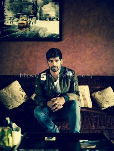 Actor Karan Hariharan Photos