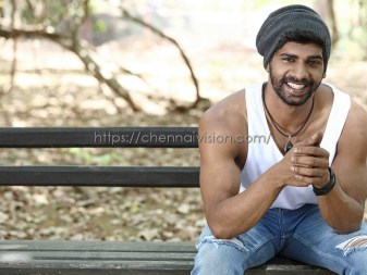 Actor Karan Hariharan Photos