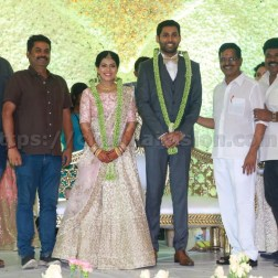 AadhavWedsVinodhnie Reception ImagesAadhavWedsVinodhnie Reception Images