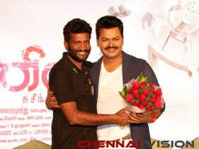 Genius Tamil Movie Press Meet Photos