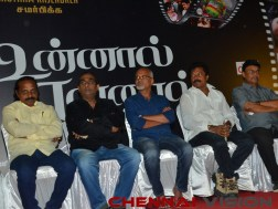 Unnaal Ennaal Tamil Movie Audio Launch Photos