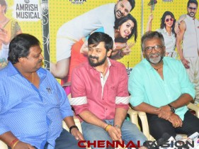 Charlie Chaplin 2 Tamil Movie Press Meet Photos 9
