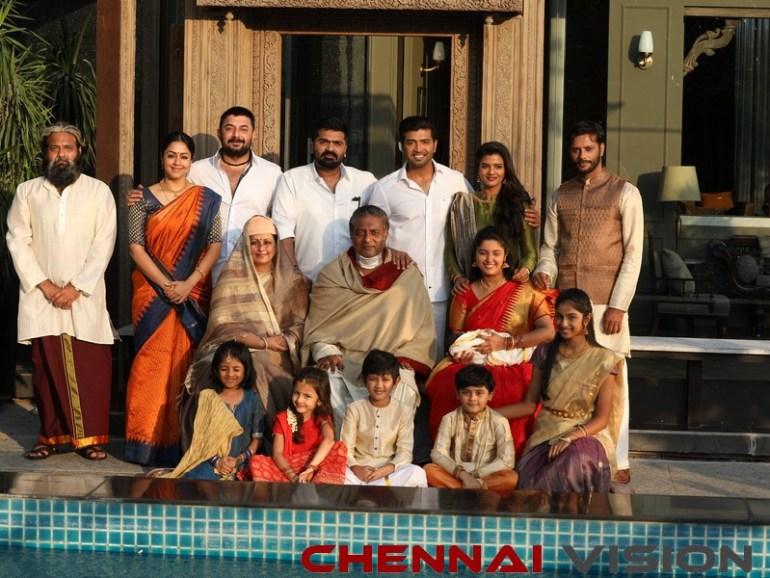 Chekka Chivantha Vaanam Tamil Movie Photos 6