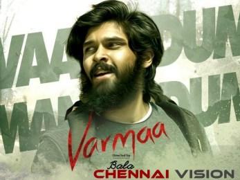 Vaanodum Mannodum Song Lyric Video from Varmaa Tamil Movie