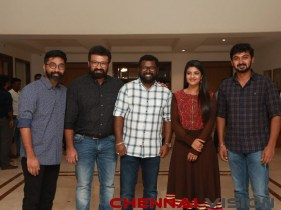 Kanaa Tamil Movie Success Meet Photos 5