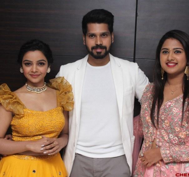 Aghavan Movie Audio Launch Photos