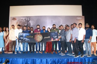 Mayan Movie First Look Launch Photos 6