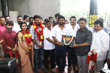 Teynampet Mahesh Movie Pooja