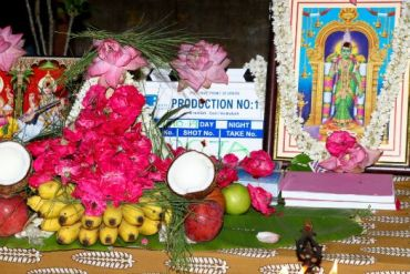 Rio Raj-Ramya Nambeesan starrer produced by Positive Print Studios shooting commences