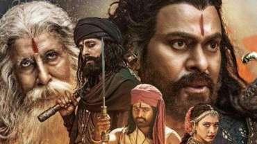 Sye Raa Narasimha Reddy Movie Review {3/5}