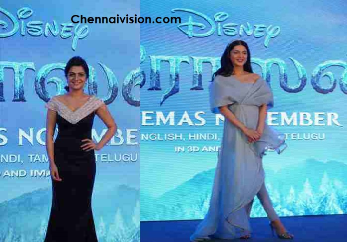 5 reasons why Shruti Haasan is the perfect Elsa