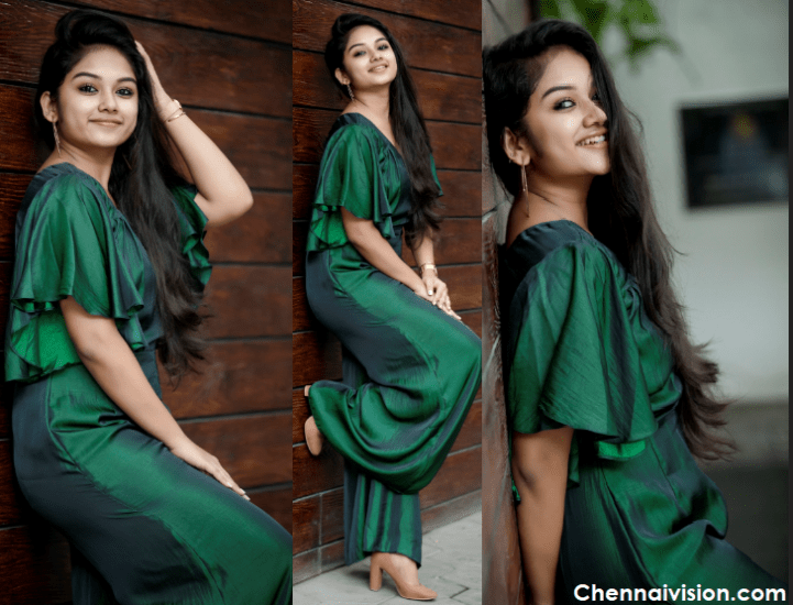 Actress Preethi Sharma Photoshoot Stills