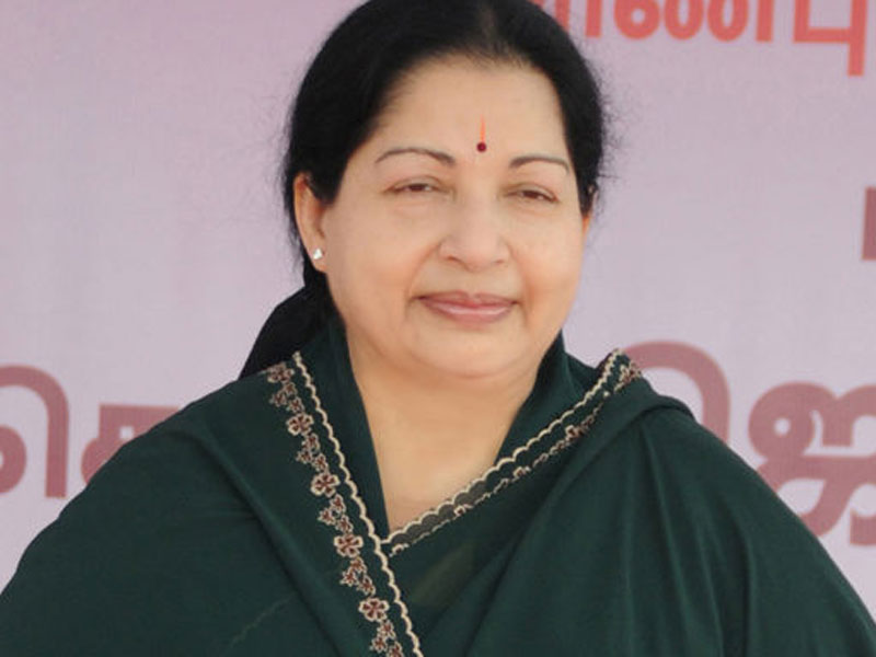 Work as if am contesting in all 234 constituencies, Jaya to party cadre