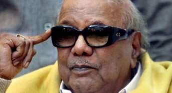 Karunanidhi alleges attempt to break DMK-Congress friendship