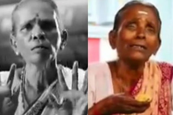 Meet Kasthuri Paati, Who Acted In AIADMK, DMK Ads
