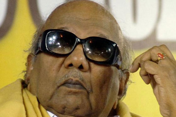Stalin will be CM after me: Karunanidhi