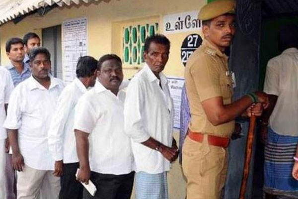 TN Assembly elections: Brisk polling across TN