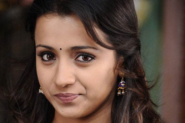 Trisha to work with Harry Potter team