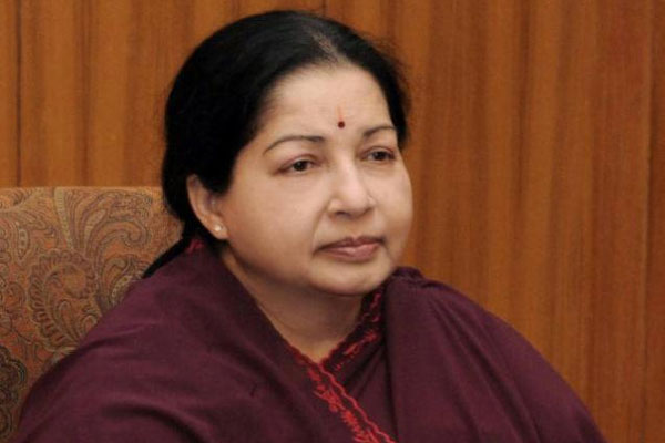 Jaya wants Modi to ensure release of TN fishermen from Sri Lanka