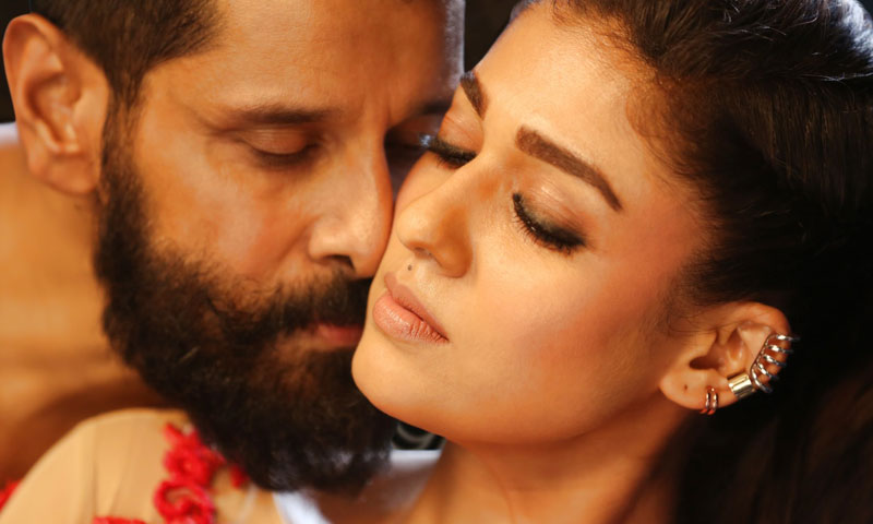 Vikram, Nayan emerge top in Filmfare Awards