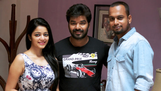 Janani Iyer plays ghost in Jai's next