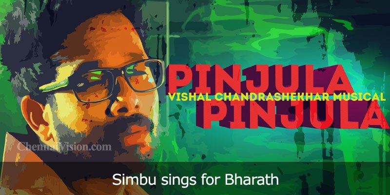 Simbu sings for Bharath