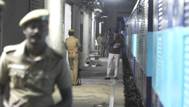 Train heist: Cops land on fresh clues