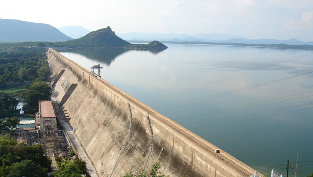 Cauvery water released from Mettur dam