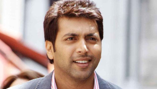 Jayam Ravi plays a tribal