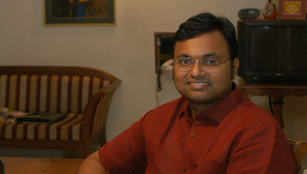 Karti Chidambaram moves HC against ED summons, says his rep will appear