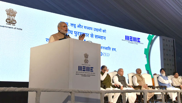 Modi launches National SC/ST hub and Zero Defect – Zero Effect scheme