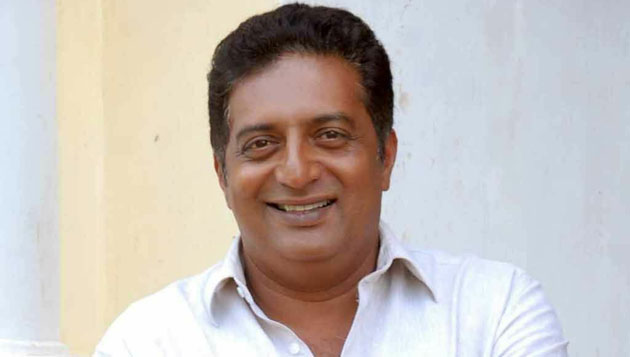 Prakashraj acts for free