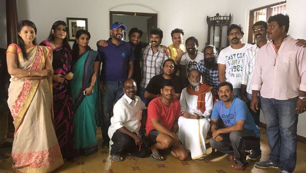 The final over for 'Chennai 28 II innings' is over… It's a WRAP!