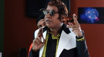 Vadivelu uses Neruppuda song in Kathi Sandai