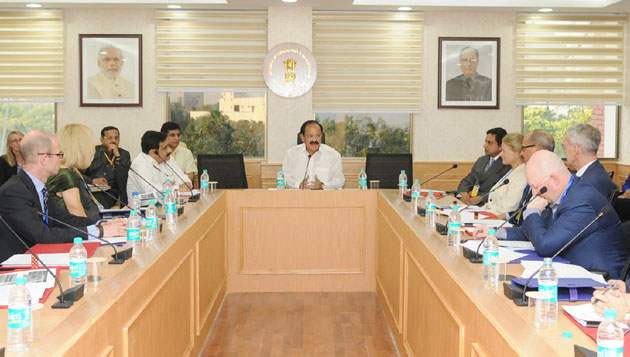 Venkaiah Naidu to review progress of new urban schemes in Madhya Pradesh tomorrow