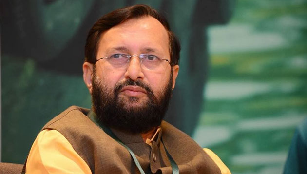 Elephant brought to welcome Javdekar in Chennai 'rescued' by cops