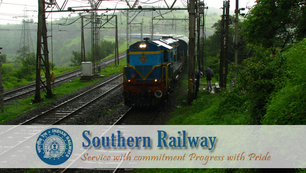 Special fare special trains between Chennai Egmore – Kollam