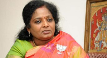 Tamilisai slams Karunanidhi for 'second Emergency' remarks