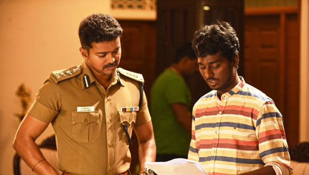Vijay-Atlee film to be shot in US?