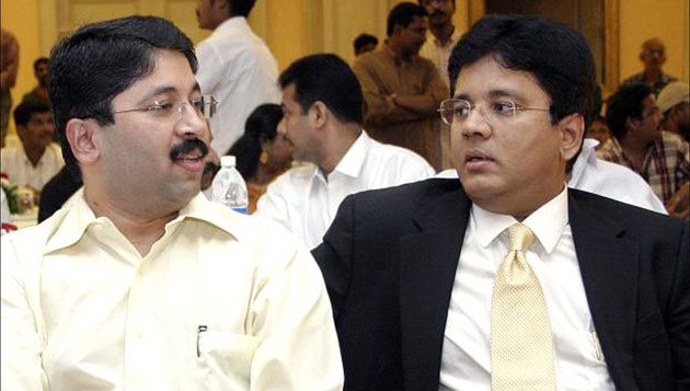 CBI files chargesheet against Maran brothers