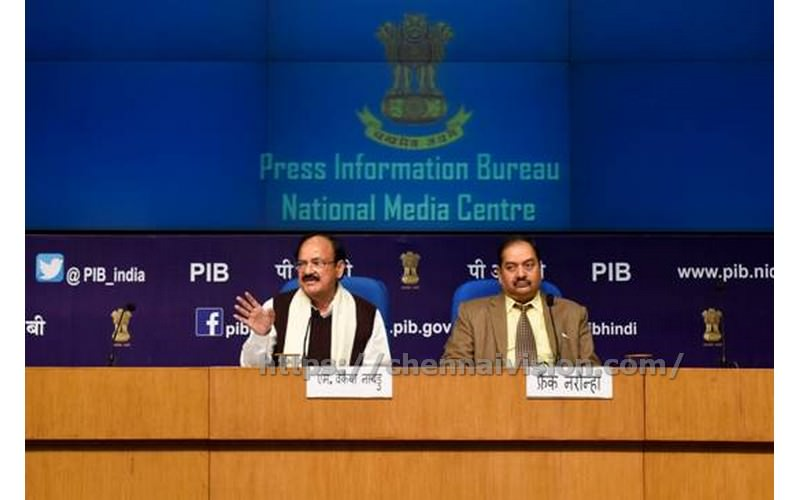 Demonetisation an effective Anti Scam Vaccine for Corruption and Black Money - Venkaiah Naidu